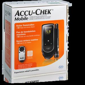 Accu-Chek Mobile Set mmol/L ohne Tests