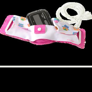 Accu-Chek Insight Bauchtasche für Kinder, rosa