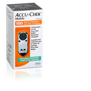 Accu-Chek Mobile tests 100 (2x50)