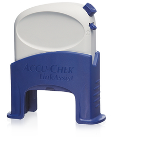Accu-Chek LinkAssist guide d'insertion