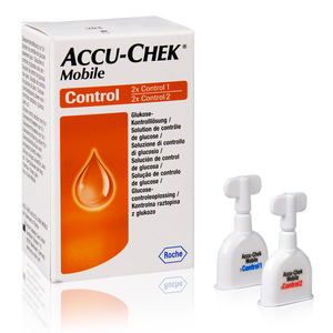 Accu-Chek Mobile Kontrolllösungen 2x2ml