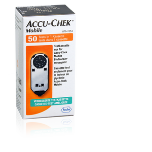 Accu-Chek Mobile tests 50