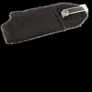 Pochette pour soutien-gorge, noire