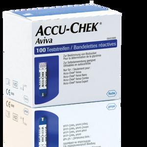Accu-Chek Aviva strisce reattive 100 (2x50)