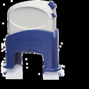 Accu-Chek LinkAssist guide d'insertion