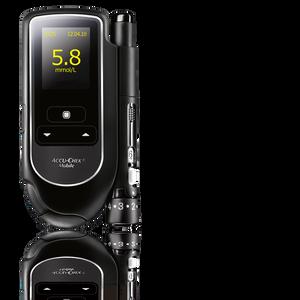 Accu-Chek Mobile Set mmol/L sans tests