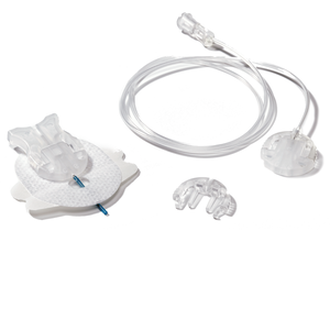Accu-Chek TenderLink sets de perfusion complets 17mm/80cm 10 pces