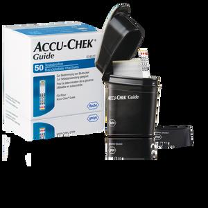 Accu-Chek Guide strisce reattive 50
