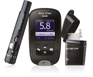 Accu-Chek Guide Set mmol/L